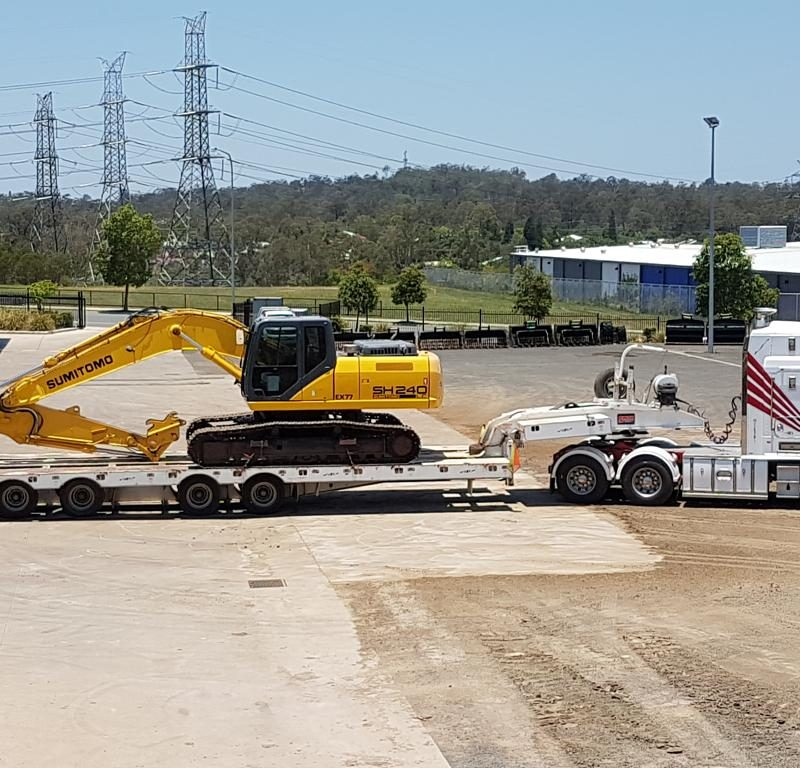Sumitomo Sold, Washed and Despatched for Export