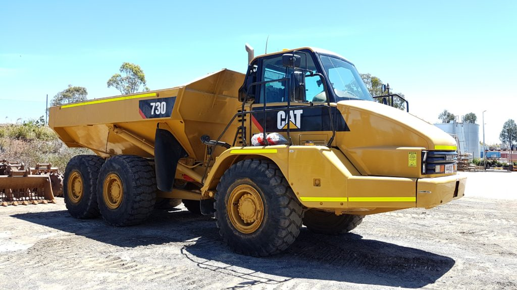 Bulldozers For Sale >> Caterpillar 730 Articulated Dump Truck - RediPlant