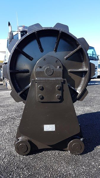 20 Ton Compaction Wheel