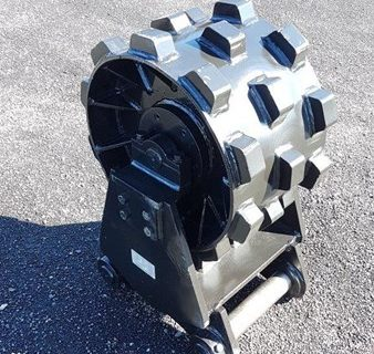 Buy 12 Ton Compaction Wheel at RediPlant