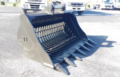 Buy 25 Ton Seive Bucket at RediPlant