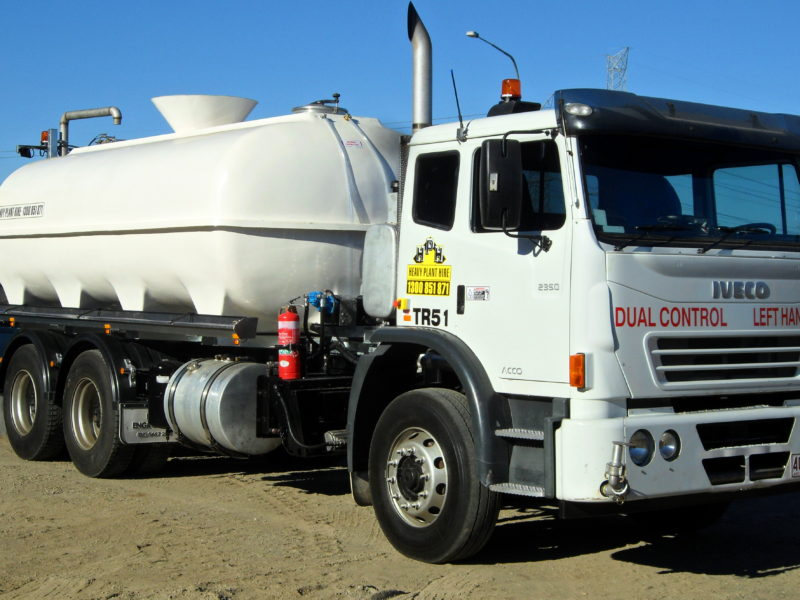 Iveco Acco 2350 13,000Lt 6x4 Water Truck
