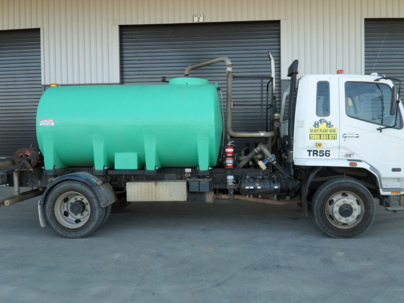Mitsubishi Fuso 6,800Lt 4x2 water Truck