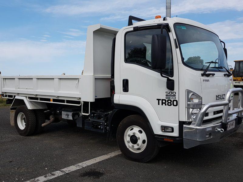 Isuzu FRR500 4x2 Tipper