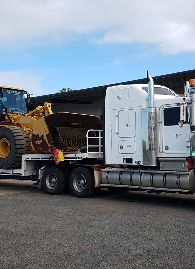 Caterpillar 966H Loader Sold & Dispatched