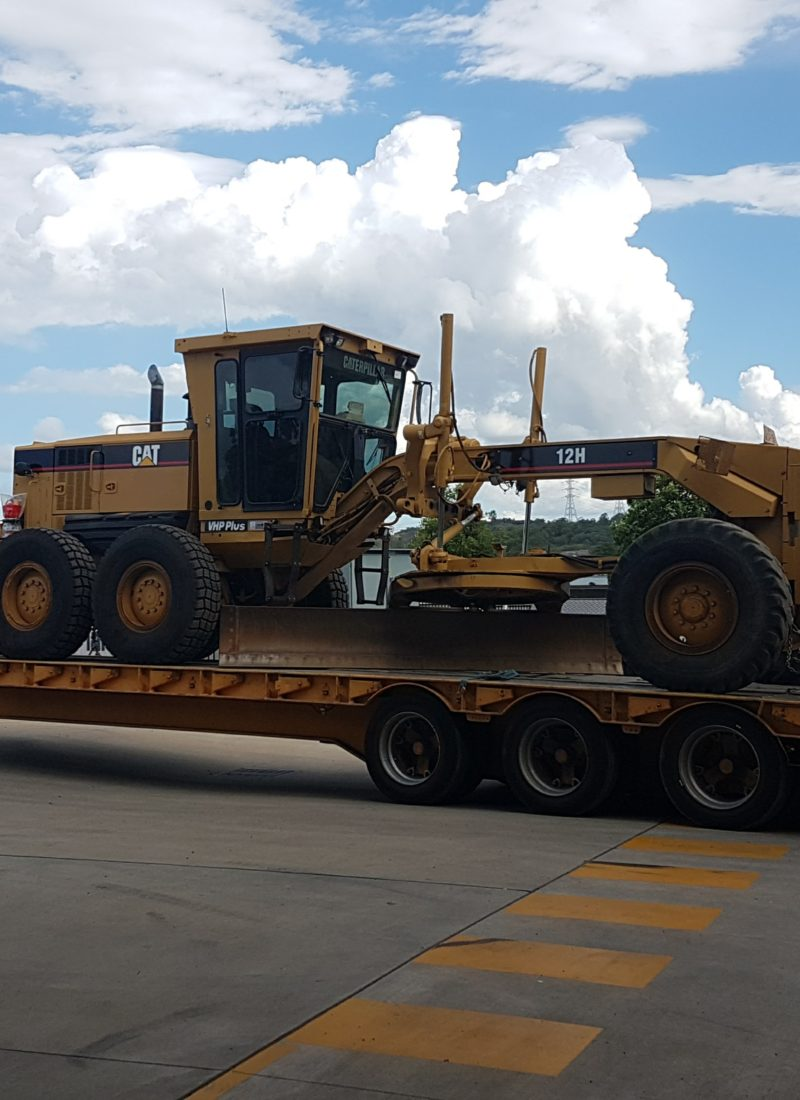 Caterpillar 12H-II Grader Sold!