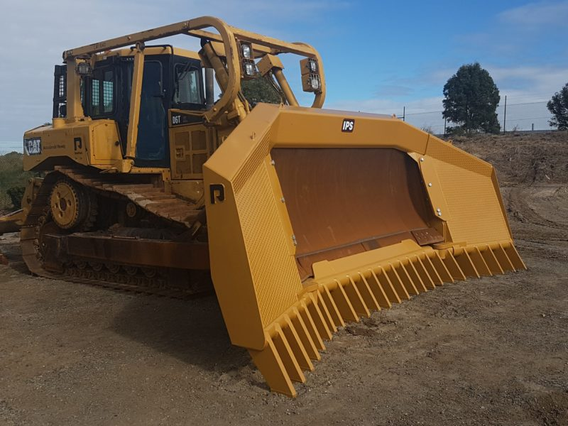 Caterpillar D6T Dozer with Stickrake