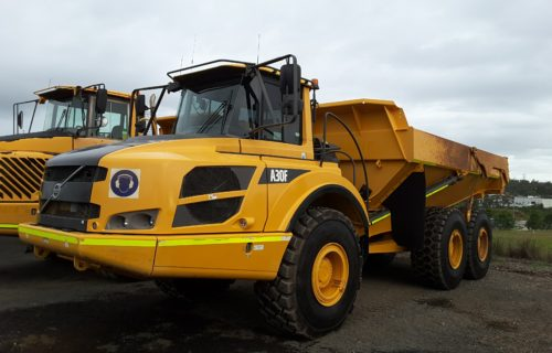Buy DT30 Volvo A30F Articulated Dump Truck at RediPlant