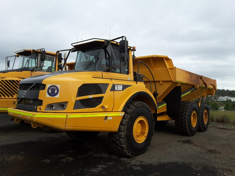 DT30 Volvo A30F Articulated Dump Truck