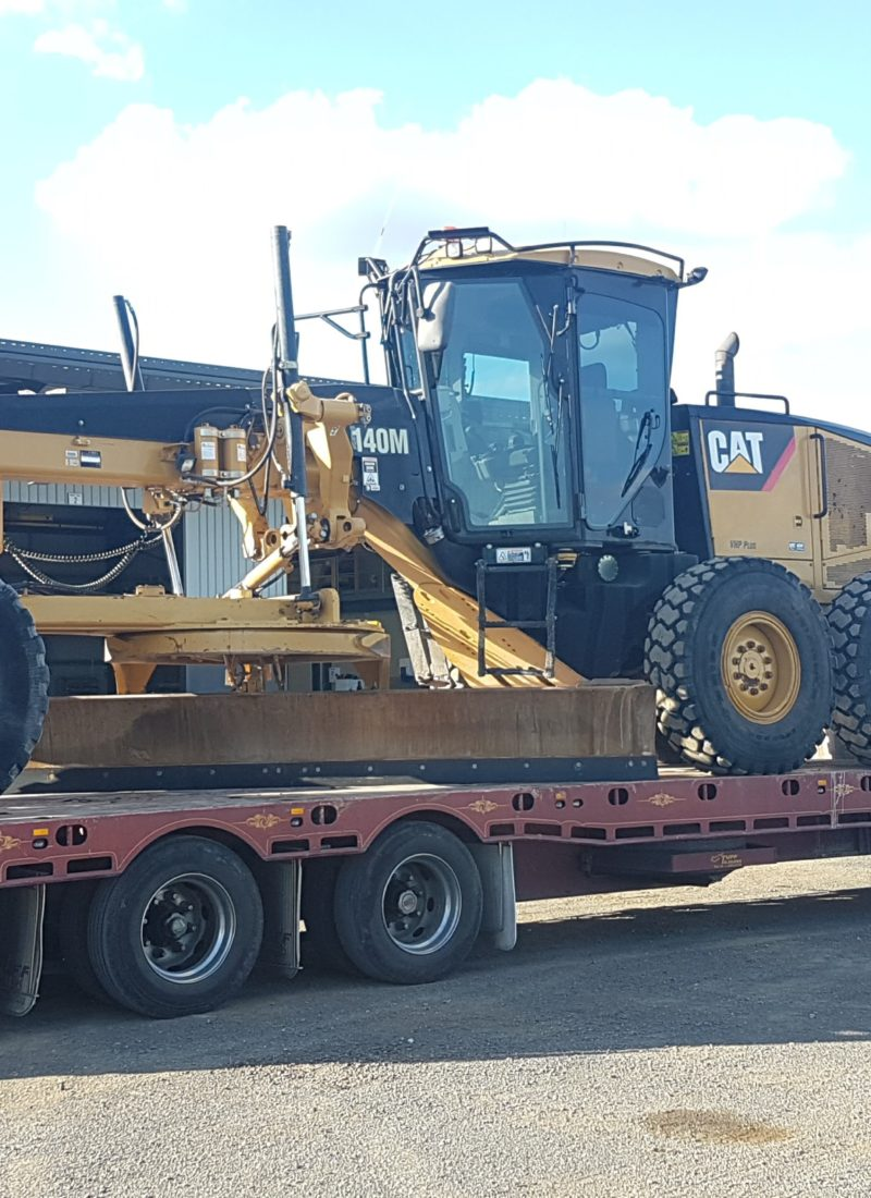 GPS Graders, Dozers & Excavators Available for Hire!