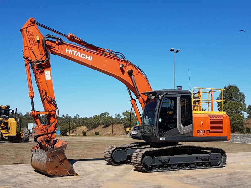 Hitachi ZX210H-3 Excavator