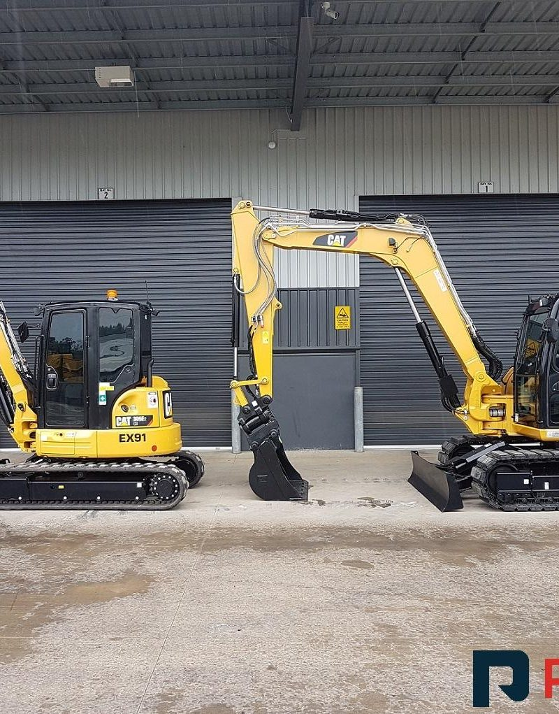New Caterpillar Machinery Added to the Fleet!