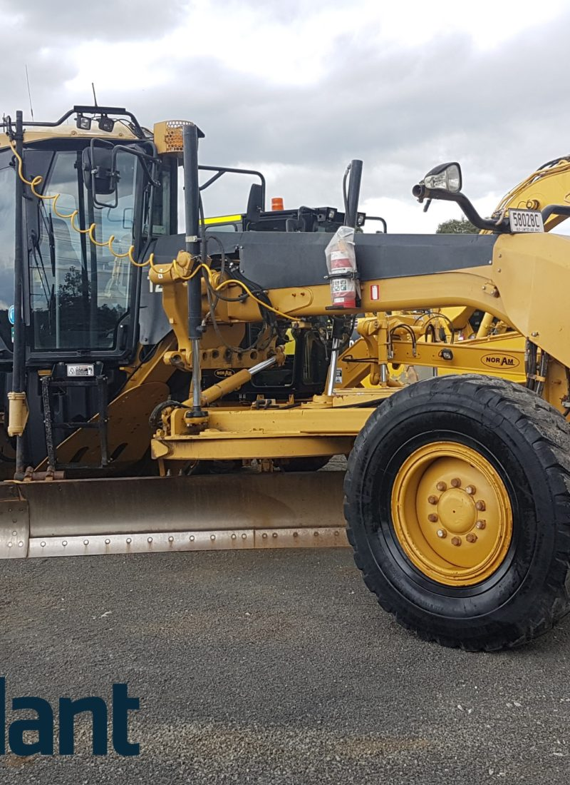 RediPlant Cat 12M Grader with Topcon