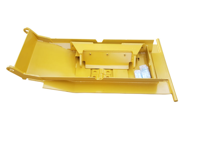 CATERPILLAR 140M TRANSMISSION GUARDS