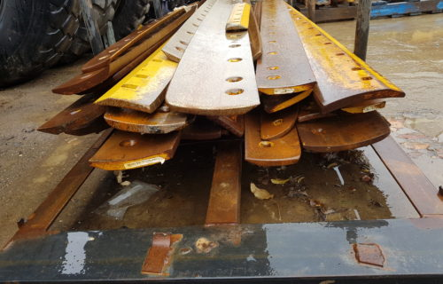 Buy SALE OF USED CUTTING EDGES at RediPlant