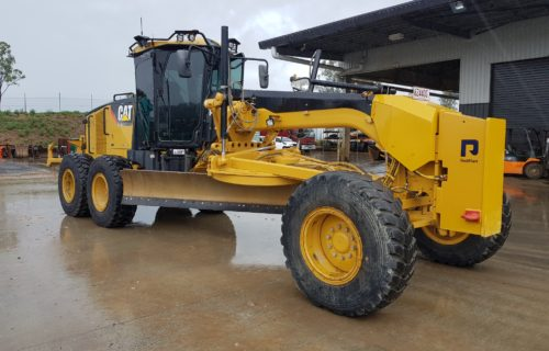 Buy GR59 2010 Caterpillar 140M Grader at RediPlant