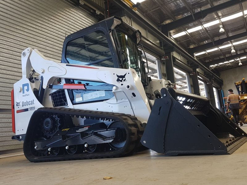 BC15 Bobcat T590 66HP Tracked Loader