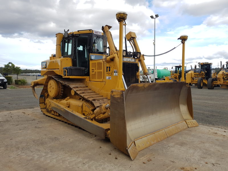 2009 CATERPILLAR D6T XL DOZER