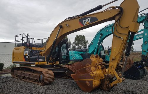 Buy EX103 2014 CATERPILLAR 329EL EXCAVATOR at RediPlant