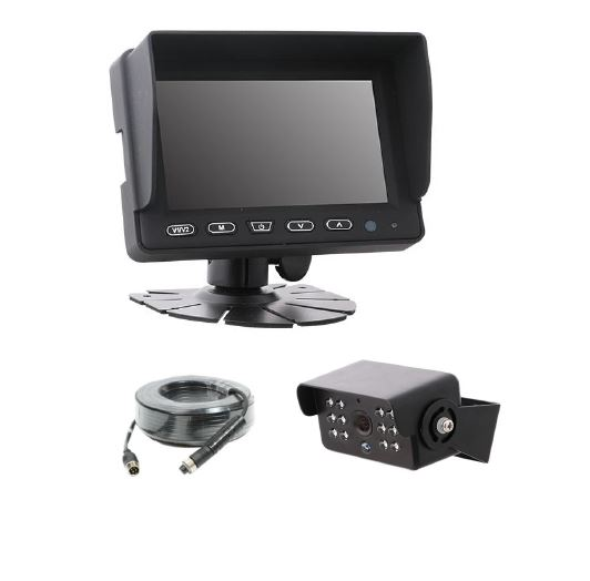 "5"" Rear View Camera Kit"