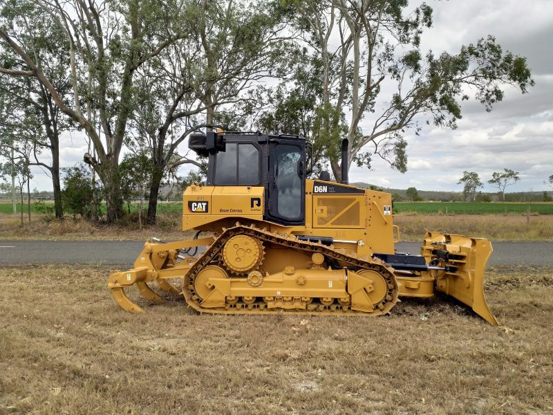 Caterpillar D6N Trimble Ready